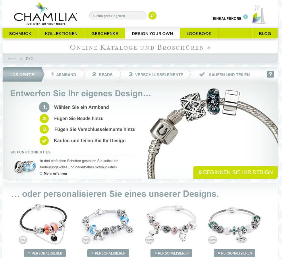 armbänder designen