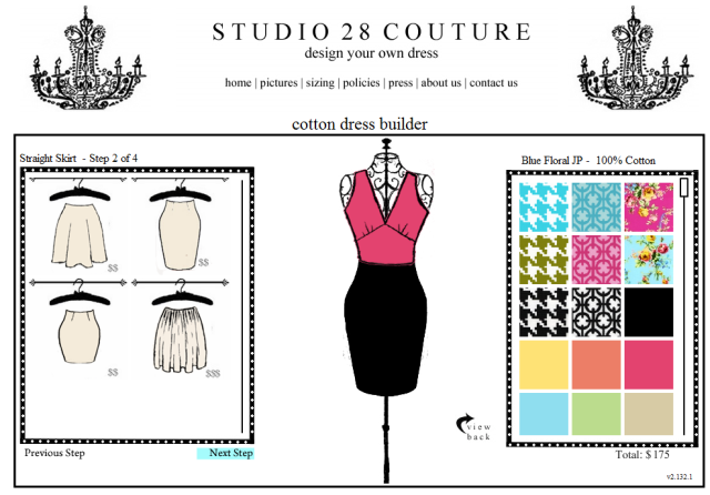 Studio 28 Couture offline - Individuelle Mode