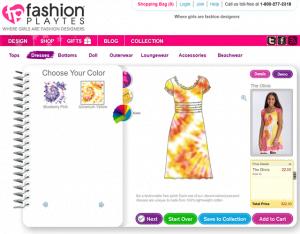 Kleider für Kinder selbst designen