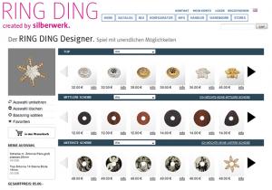 Silberwerk RING DING Screenshot