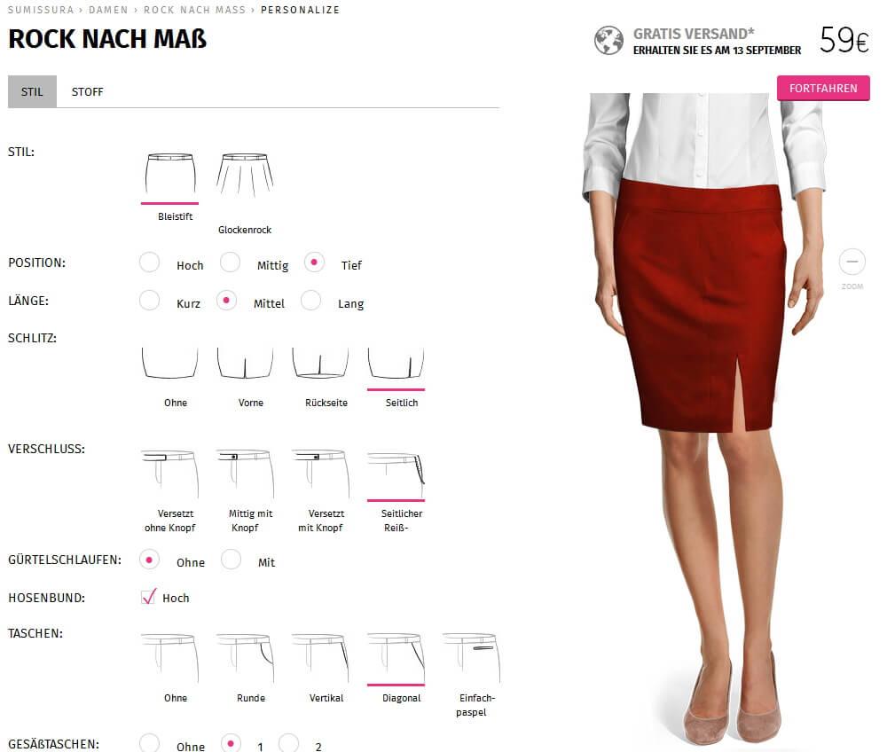 lowest price e4876 720b4 Kleider selbst designen - Individuelle Mode