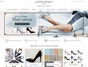 Upper Street High Heels Selbst Designen