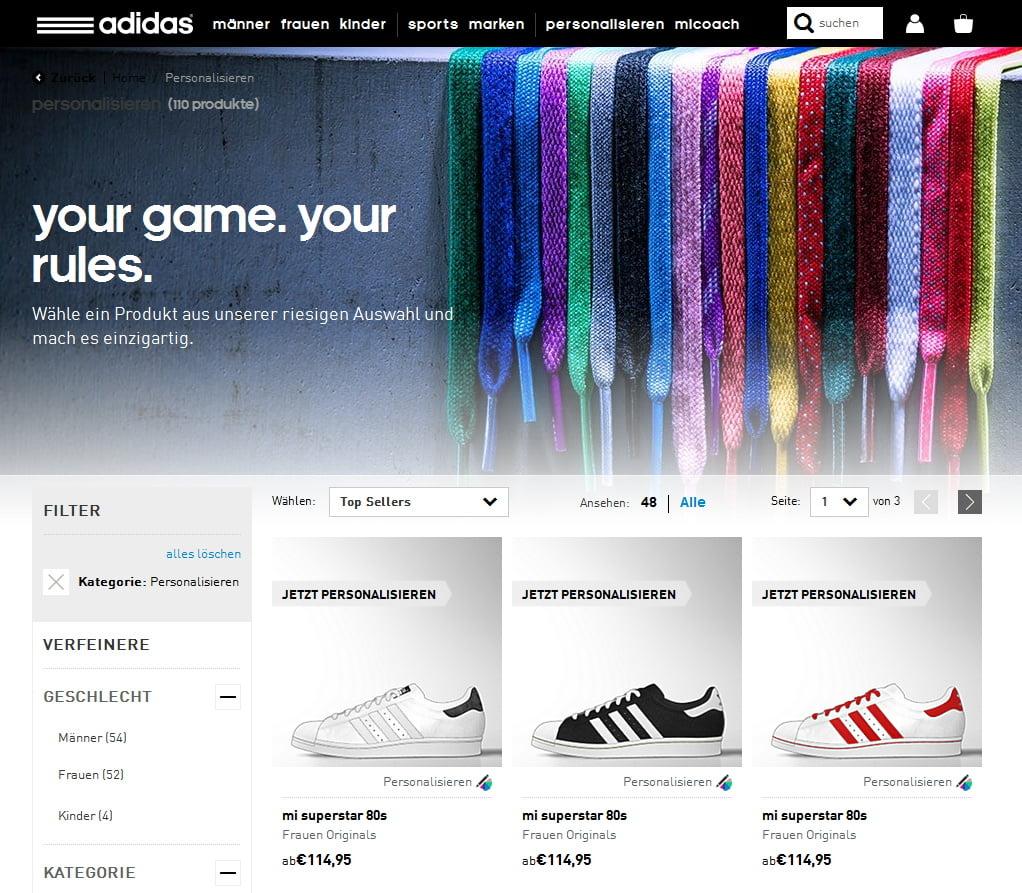 Schuhe Designen Selber Online Adidas Eigene
