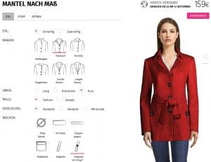 Individuelle Mode Online Selber Designen