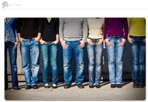 """Team von """"Die Jeans"""""""