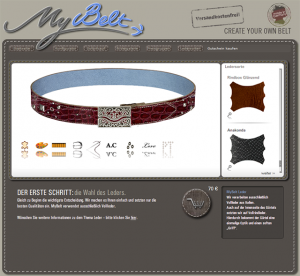 MyBelt Screenshot