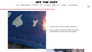 LEVI'S® FUTURE FINISH Off The Cuff