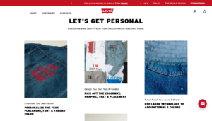 Levi's® US Tailor Shop - Custom Clothing, Jean Repairs Tailoring